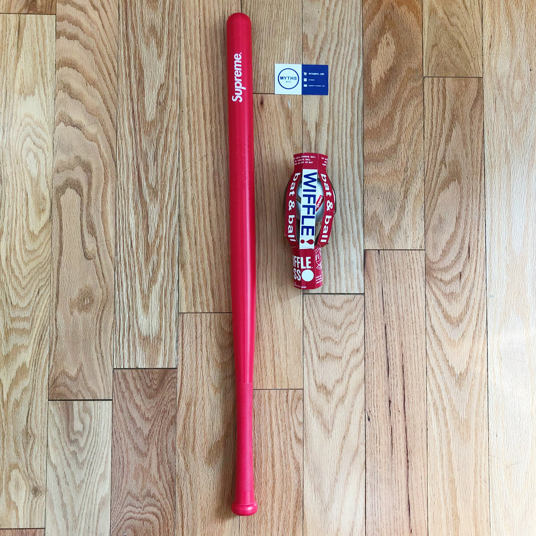 Supreme SS15 Wiffle Bat and Ball Set