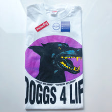 Load image into Gallery viewer, SUPREME SS09 Doggs 4 Life Tee 'White'