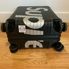 Load image into Gallery viewer, Supreme SS18 RIMOWA Topas Multiwheel 45L Luggage 'Black'