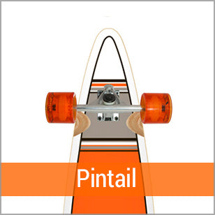 Pintail Longboards