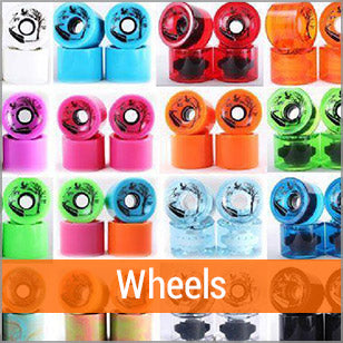 Longboard and Skateboard Wheels