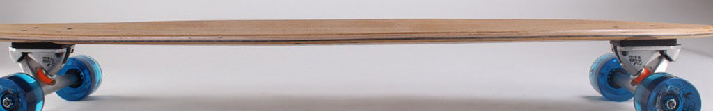 Bamboo Longboards - boards made of bamboo