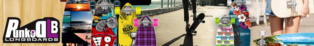 Punked Longboards by Yocaher