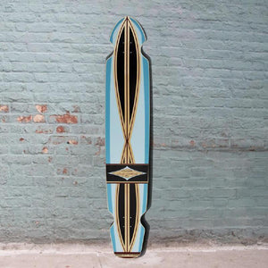 "2015 Ed Economy Gravity Longboard Pro Series 55"" - Deck - Longboards USA"