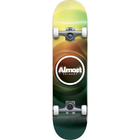 "Almost Blur Resin 7.75"" Complete Skateboard - Longboards USA"