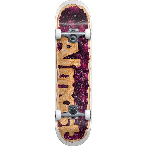 "Almost PB&J Grape 7.25"" Skateboard - Longboards USA"