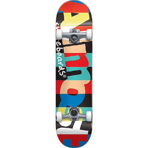 "Almost Rugby Youth Premium 7.37"" Skateboard - Longboards USA"