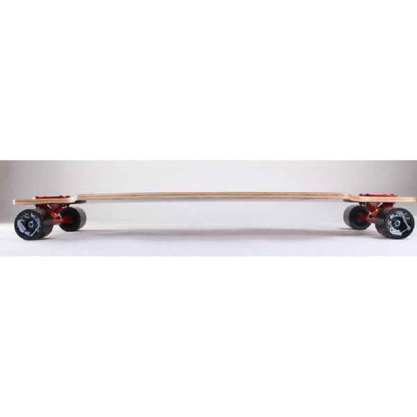 "Bamboo Drop Through Street Liner 40"" Longboard - Longboards USA"