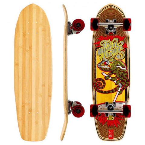 "Bamboo Elusion Downtown 27"" Cruiser Longboard - Longboards USA"