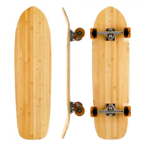 "Bamboo Pool 32"" Freestyle Longboard - Longboards USA"