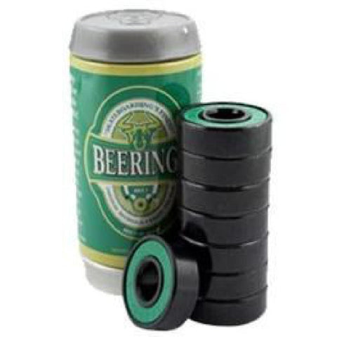 Beerings Malt Abec7 Longboard Skateboard Bearings - Longboards USA