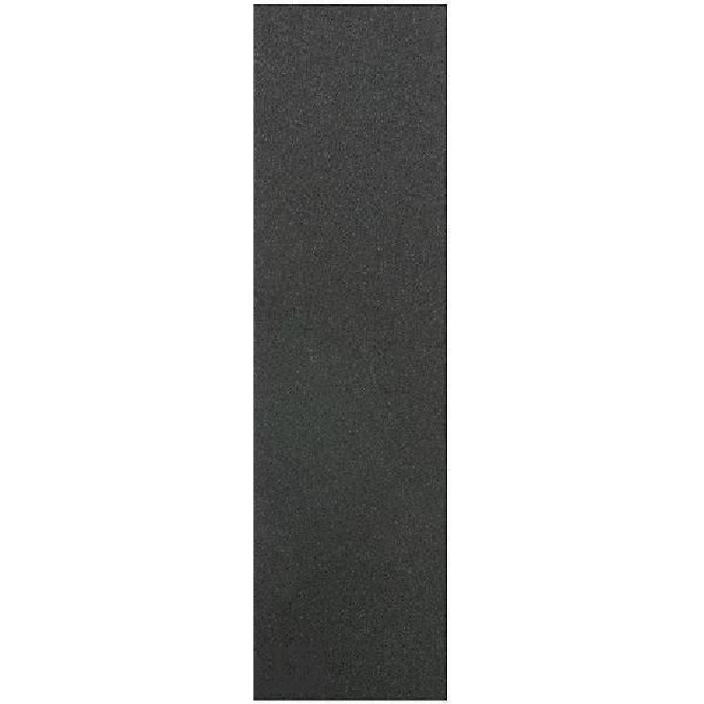 "Black Sheet of Griptape 10""x 42"" for Longboard Skateboard - Longboards USA"