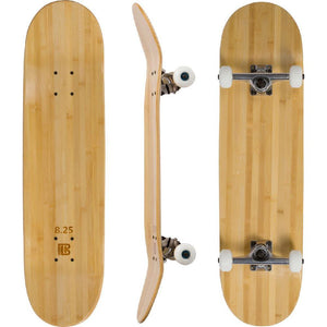 Blank Eco Friendly Bamboo Skateboard - Longboards USA