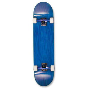 "Blue Dye Skateboard Complete 31"" SDS Skateboards - Longboards USA"