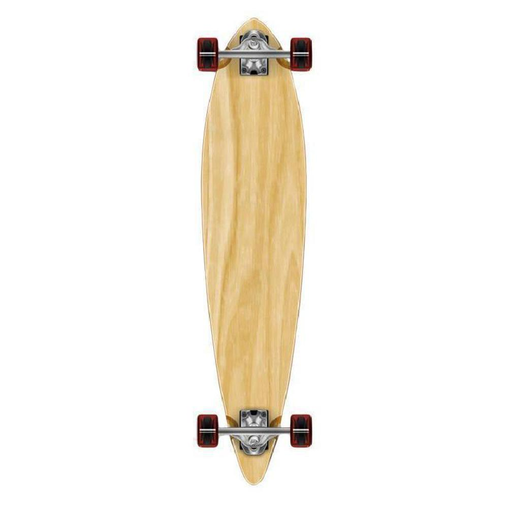 Cheap Blank Pintail Longboard 40 inch from Punked - Complete - Longboards USA