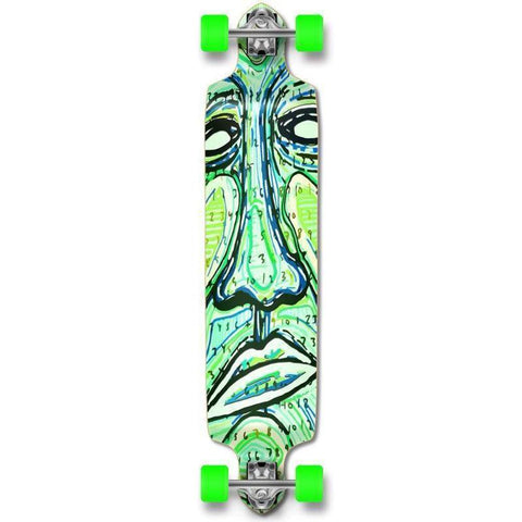 Countdown Drop Down Longboard 41 inches Complete - Longboards USA