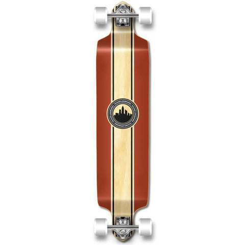 Crest Drop Down Longboard 41 inches Complete - Longboards USA
