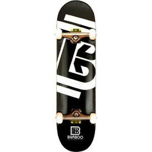 Diamond Bamboo Skateboard From Bamboo Skateboards Complete - Longboards USA