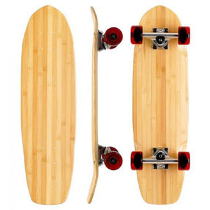 "Downtown Bamboo 27"" Cruiser Longboard - Longboards USA"
