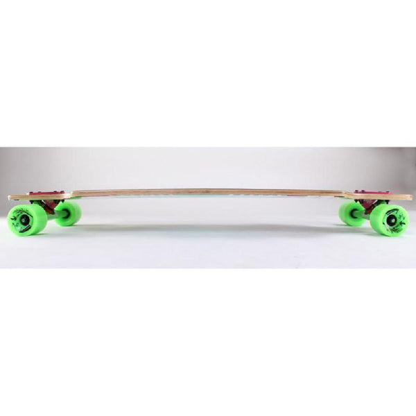 "Ehlers Party Rock Drop Through Bamboo  40"" Longboard - Longboards USA"