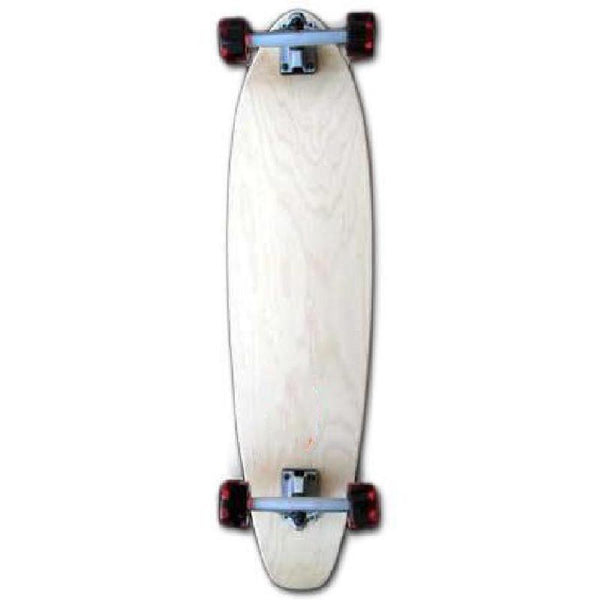 "Funbox Camber Flex Maple 38"" Longboard Complete - Longboards USA"