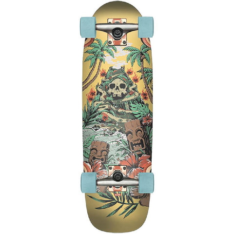 "Globe Outsider 27"" Fire Island By Day Cruiser - Longboards USA"