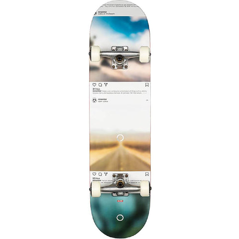 "Globe Sprawl Disappearing Trees 8.12"" Skateboard - Longboards USA"