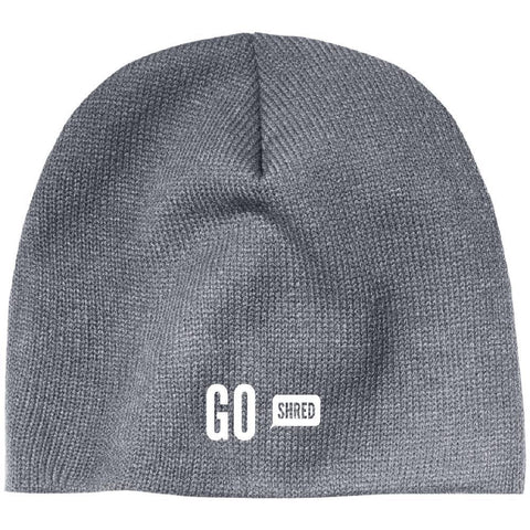Go Shred Beanie - Longboards USA