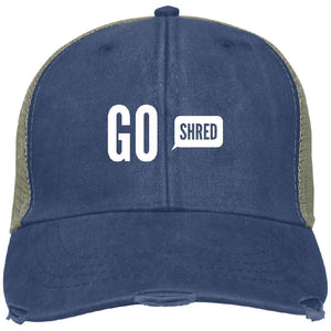 Go Shred Ollie Cap - Longboards USA