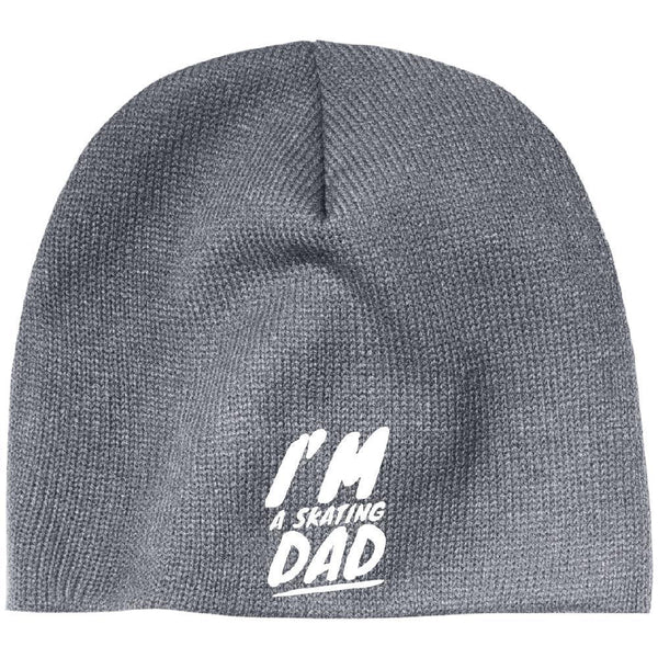 I'm A Skating Dad Beanie - Longboards USA