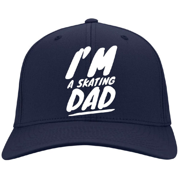 I'm A Skating Dad Cap - Longboards USA