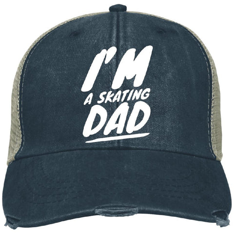 I'm A Skating Dad Ollie Cap - Longboards USA