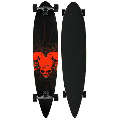 Krown - Pin Tail 3 Amigos - Longboards USA