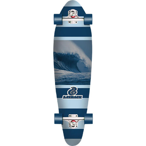 "Layback 38"" Stormchaser Complete Longboard - Longboards USA"