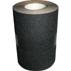 "Longboard Skateboard 10"" x 60"" Black Griptape Roll - Longboards USA"