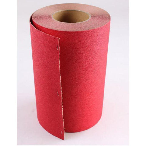 "Longboard Skateboard 10"" x 60"" Red Griptape Roll - Longboards USA"