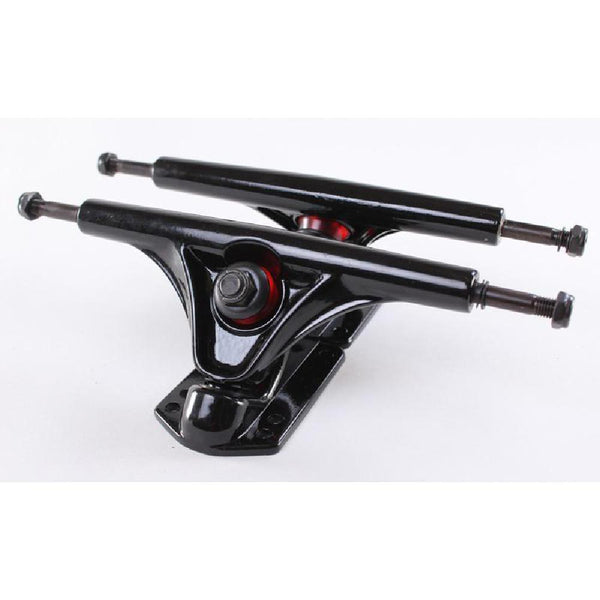Longboard Skateboard RKP 180mm Black Trucks G7 - set of 2 - Longboards USA