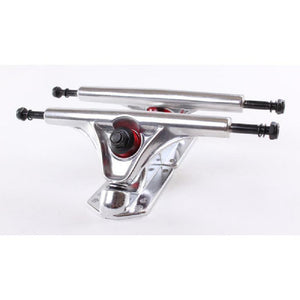 Longboard Skateboard RKP 180mm Silver Trucks G7 - set of 2 - Longboards USA