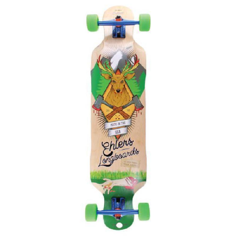 Mad Deer 39 inch Cruising Sliding Longboard - Longboards USA