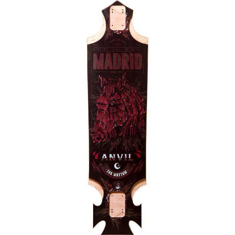 "Madrid Anvil Downhill 37.4"" Longboard - Longboards USA"