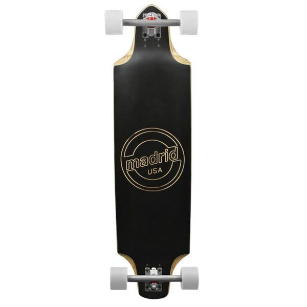 Madrid Deviant Downhill Longboard - Formica 38 inch - Complete-Longboards USA