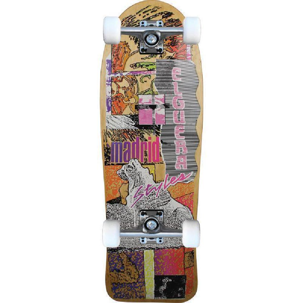 Madrid Elguera Styles OG Cruiser - Longboards USA