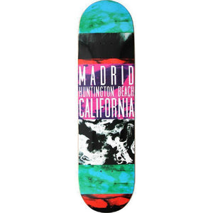 Madrid Layers Street Pool Skateboard - Longboards USA