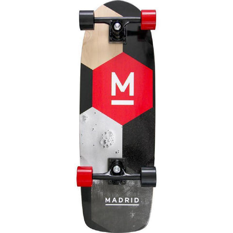 "Madrid Marty 29.25"" Components Cruiser - Longboards USA"