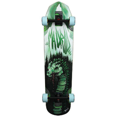 "Madrid Nessie 35.75"" Freeride Longboard - Longboards USA"