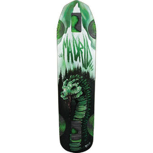 "Madrid Nessie 35.75"" Legendary Longboard Deck - Longboards USA"