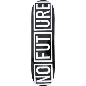 Madrid No Future Bar Street Pool Skateboard Deck - Longboards USA
