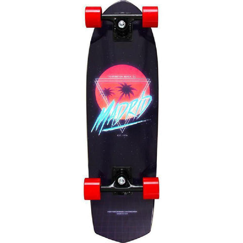 "Madrid Picket 28.5"" Future Paradise Cruiser - Longboards USA"