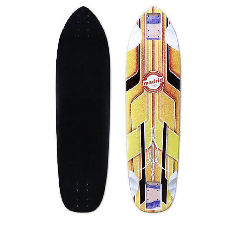 "Madrid Pro Series 34.5"" Dominant Longboard by Max Dubler - Longboards USA"