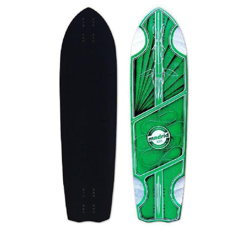 "Madrid Pro Series Wraith 34.5"" Longboard Team Edition - Longboards USA"